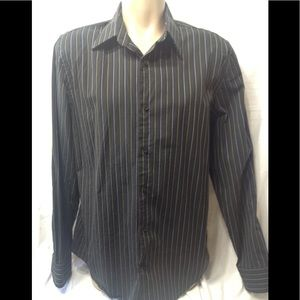 Men's sz Large (16-16.5 neck) EXPRESS dress shirt
